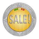 Mexikanische Verkäufe Stockfoto