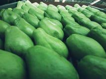 Mexikanischer Chayote lizenzfreie stockfotos