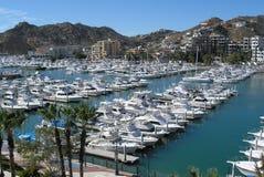 Mexikanischer Jachthafen Lizenzfreies Stockbild