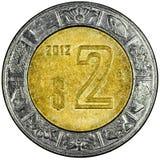 Mexikanischer Peso Lizenzfreie Stockfotos