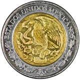 Mexikanischer Peso Stockbild