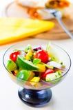 Mexikanischer Salat Stockfoto