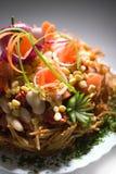 Mexikanischer Salat Lizenzfreies Stockbild