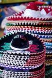 Mexikanischer Sombrero ist für Verkauf Stockbild