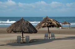 Mexikanischer Strand Stockfotos