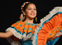 Mexikanischer Tänzer