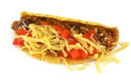 Mexikanischer Taco Lizenzfreies Stockfoto