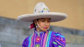 Mexikanisches adelita Lizenzfreies Stockfoto