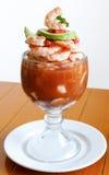 Mexikanisches Art seafod Cocktail Stockfoto