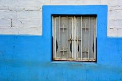 Mexikanisches Fenster Lizenzfreie Stockfotos
