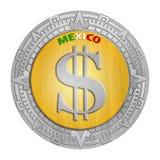 Mexikanisches Geld Stockbild