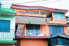 Mexikanisches Haus stockfotos