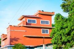 Mexikanisches Haus stockbilder