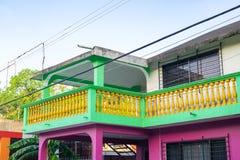 Mexikanisches Haus lizenzfreie stockbilder