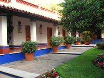 Mexikanisches Haus Stockfotografie