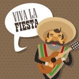Mexikanisches Kulturdesign Stockbilder