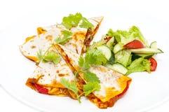 Mexikanisches Lebensmittel Lizenzfreies Stockbild