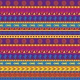 Mexikanisches Muster Stockbilder