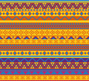 Mexikanisches Muster Stockfotografie