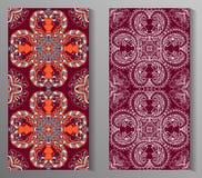 Mexikanisches stilisiertes Talavera deckt nahtloses Muster mit Ziegeln Hintergrund für Design und Mode Arabische, indische Muster Stockfotografie