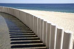 Mexikanisches Ufer Lizenzfreie Stockfotos