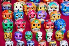 mexikansk keramik Royaltyfri Bild