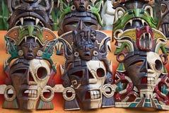 mexikansk keramik Arkivbild