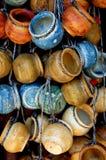 mexikansk krukmakeri royaltyfria bilder