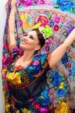 mexikansk kvinna arkivfoton