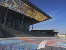 mexikansk modern teater Royaltyfria Foton