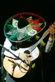 mexikansk musiker Royaltyfria Bilder