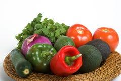 mexikanska grönsaker Royaltyfri Foto