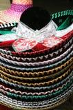 mexikanska hattar Arkivfoto