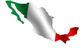 Mexiko Stock Abbildung