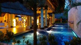 Mexiko-Abend Stockbild