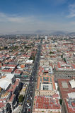 Mexiko City Stockfoto