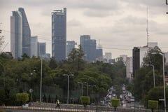 Mexiko City Stockbild