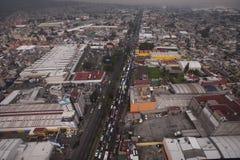 Mexiko City Stockfoto