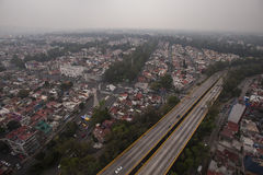Mexiko City Stockfotografie
