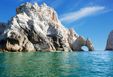 mexiko Der Bogen von Cabo San Lucas stockbilder