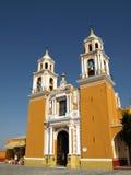 Mexiko-Kirche-Kirche von Nuestra Senora de Los Reme Stockfotografie