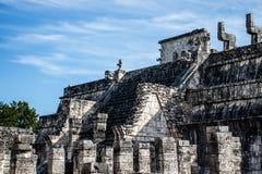 Mexiko Maya Chichen Itza 3 lizenzfreie stockfotos