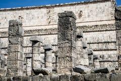 Mexiko Maya Chichen Itza 5 lizenzfreies stockbild