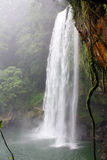 Mexiko-palenque Wasserfall Lizenzfreies Stockfoto