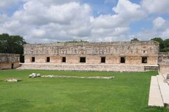 Mexiko - Site von Uxmal Stockfotos