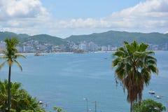 Mexikos förenta stater Acapulco Arkivbilder