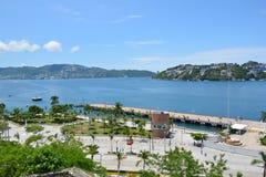 Mexikos förenta stater Acapulco Arkivfoto