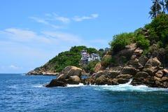 Mexikos förenta stater Acapulco Arkivbild