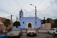 Mexikos förenta stater Mexico Arkivfoton
