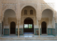Mexuar of the Alhambra Royalty Free Stock Photo